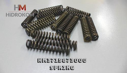 Metal Black Spring (3715 8730 00)