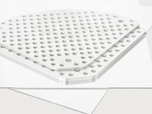 Molybdenum Series Plate