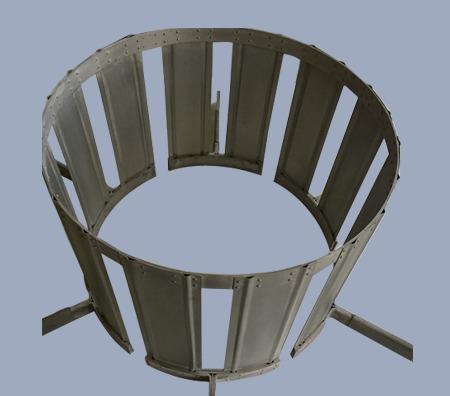 Tungsten Heating Element Set For Sapphire Furnace