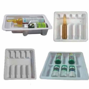Ampoule Vial Injection Tray