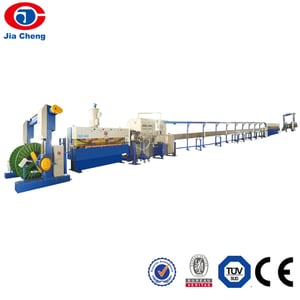 Cable Wire Sheath Extrusion Production Line