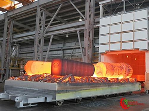 Heavy Duty Heat Treatment Furnace