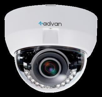 Md1 Ai Edge Camera (8Mp H.265 Low Lux Wdr Ip Cam Dome With Facial Recognition)