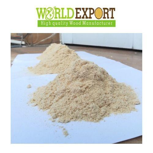 Eco Friendly Pine Wood Powder