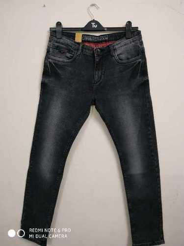 Mens Fashion Stretchable Jeans
