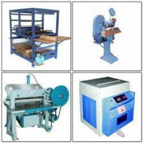 Single Clamp Perfect Binding Machine At Best Price In