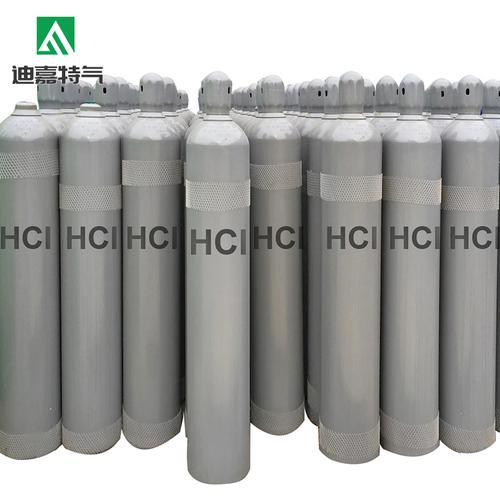 99.99% Pure Hcl Gas Cylinder Cas No: 7647-01-0