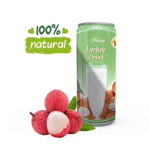 Fresh Lychee Juice Can