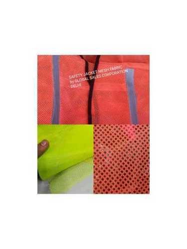 Safety Jacket Mesh Net Fabric