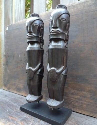 Two Batak Warrior (420mm)