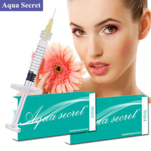 Aqua Secret Ce Collagen Facial 1ml 2ml Injectable Hyaluronic Acid Dermal Fillers
