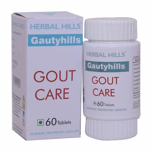 Ayurvedic Gautyhills 60 Tablets For Gout
