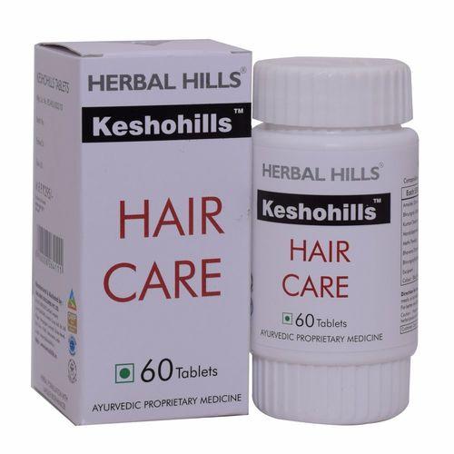 Ayurvedic Hair Care Keshohills 60 Tablets For Healthy Hair Growth