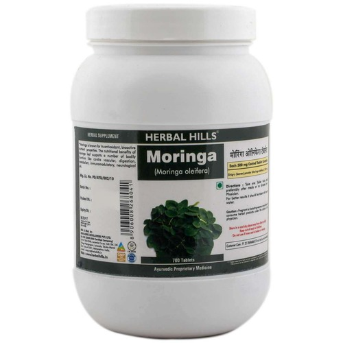 Ayurvedic Joint Pain Relief Moringa 700 Tablets