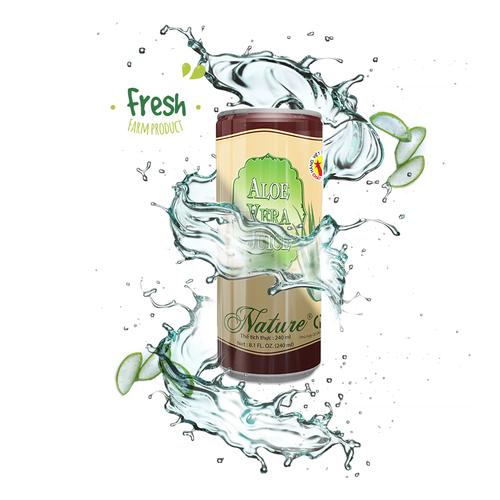Fresh Aloe Vera Drink Certifications: Iso