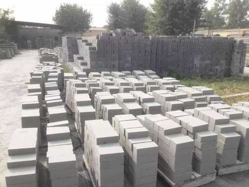 Gray High Strength Fly Ash Bricks