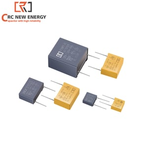 Safety Capacitor Emi Suppression X2 Capacitor