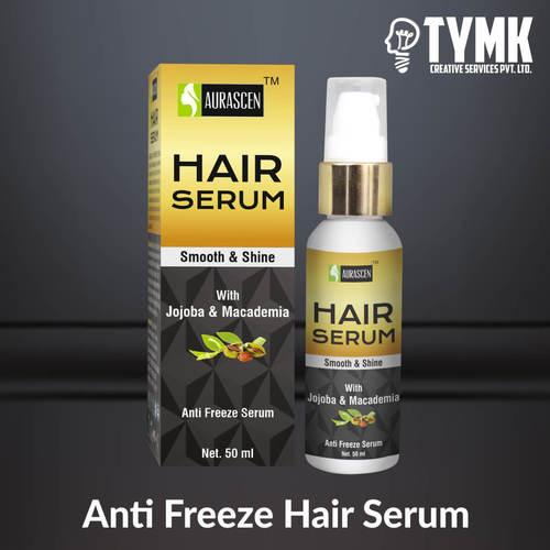 Anti Freeze Hair Serum