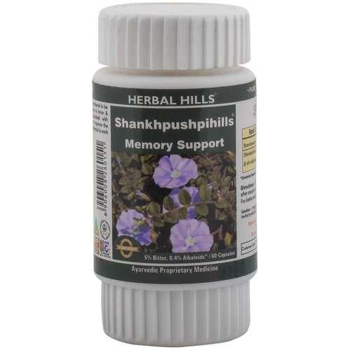 Ayurvedic Shankhpushpi 60 Capsule For Memory & Concentration