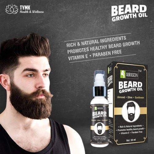 Beard Growth Oil (Aurascen)