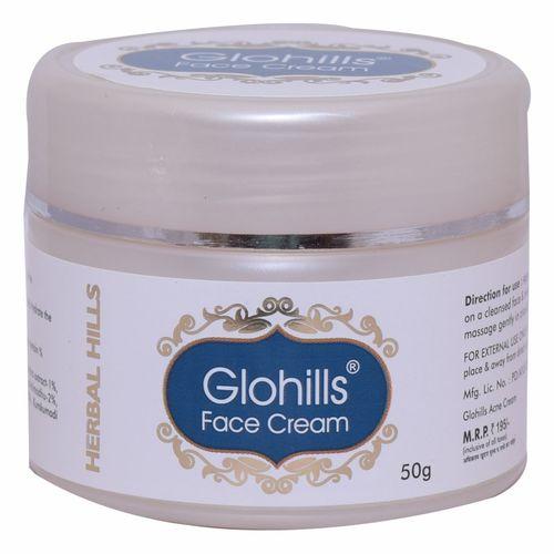 Herbal Skin Care Face Cream - Glohills Face Cream