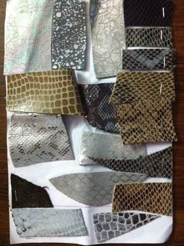 Leather and Textile Foils