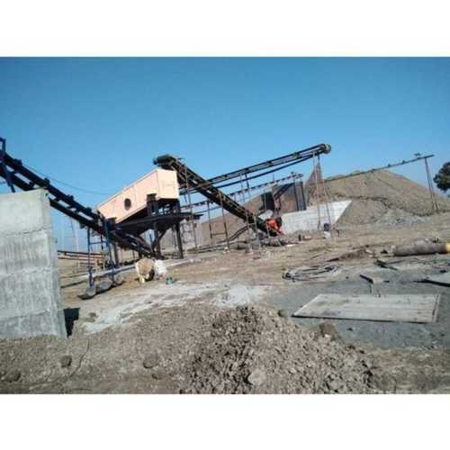 Mild Steel Stone Crusher
