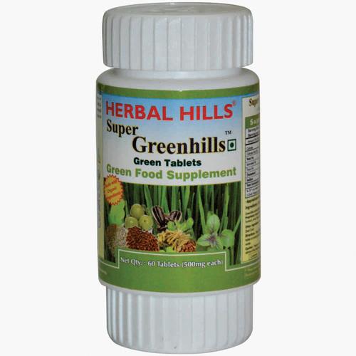 Nutritional Super Greenhills 60 Tablets