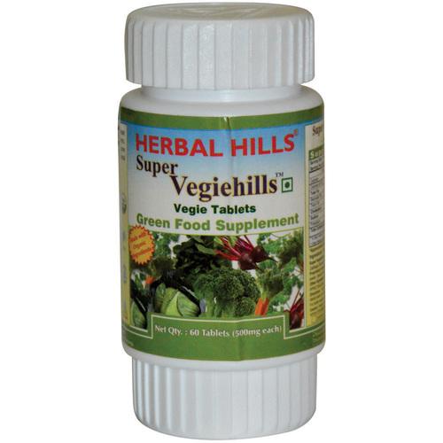 Super Vegetable Super Vegiehills 60 Tablets