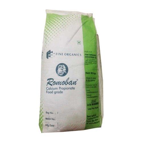 Fine Organics Food Grade Calcium Propionate