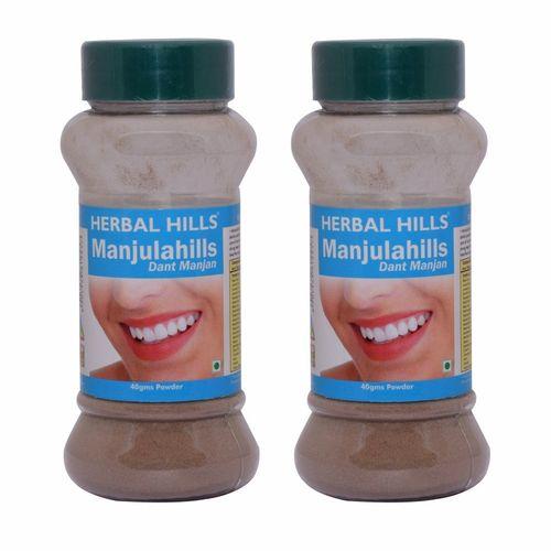 Herbal Oral Care Powder - Manjulahills