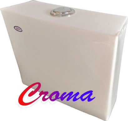 Kavar Center Push Flush Tank - Croma Certifications: An Iso 9001: 2015 Certified Company