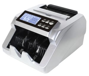 Money Counting Machine with 100 % Fake Note Detector