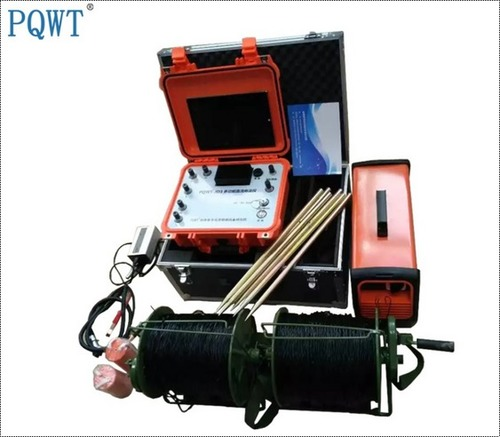 Multi Function Dc Resistivity Meter For Underground Water Detector