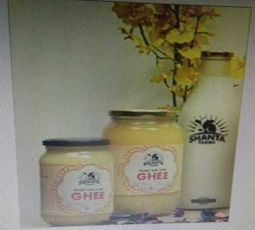 Natural Pure Cow Ghee