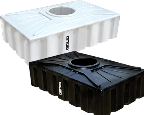 Compact Design Loft Storage Tank Application: Industrial