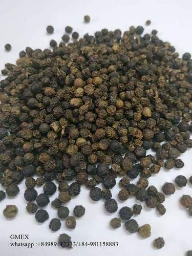 Long Life Dried Black Pepper