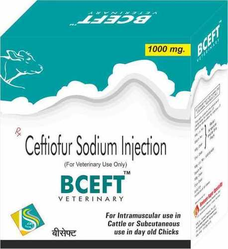 Ceftiofur Injection (For Veterinary Use Only)