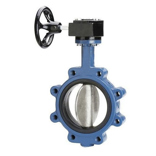 Fully Closed Butterfly Valve