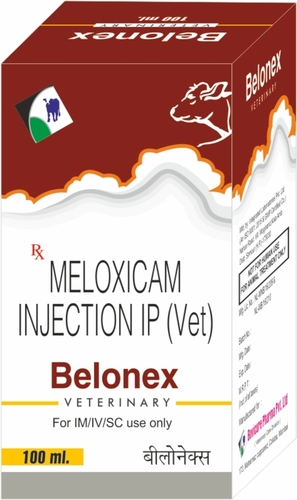 Meloxicam Injection (For Veterinary Use Only)