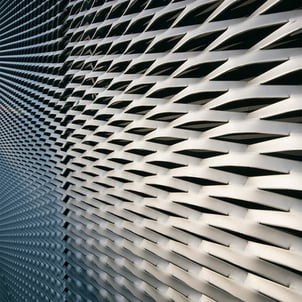 Pure Aluminum Expanded Mesh