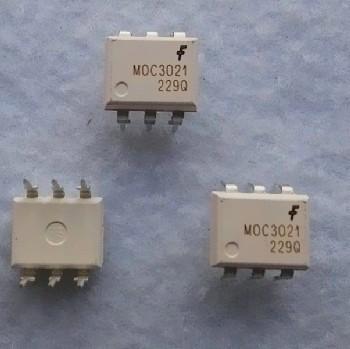 Fairchild Optoisolators Triac Driver Moc3010m Moc3011m Moc3012m Moc3020m