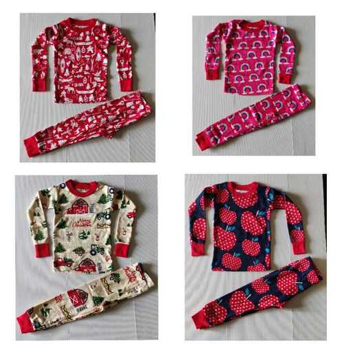 Printed Kids Night Suit