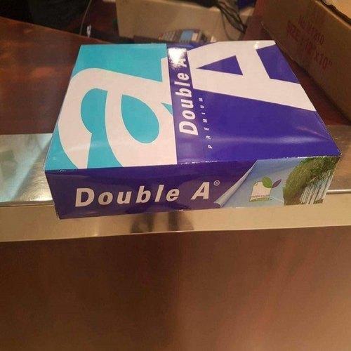 White Double A A4 Copy Paper