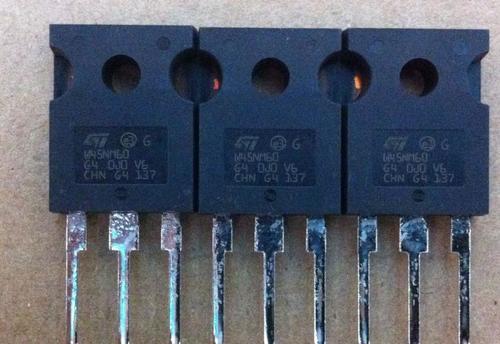 Stw13nk60z Transistor: N-Mosfet, Unipolar, 600v, 13a