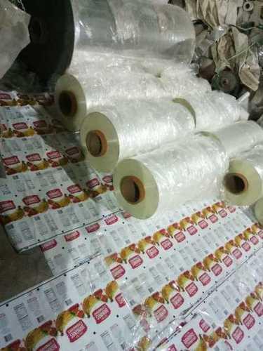 Bopp Transparent Packaging Rolls