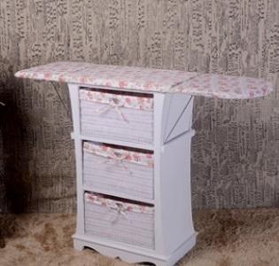 Designer Ironing Bench Storage