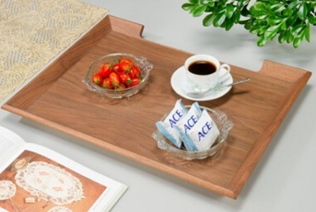 Modern Wooden Stackable Trays