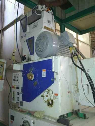 Old Satake Buhler Milltec Machine