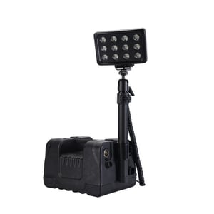 Remote Area System Rechargeable Heavy Duty Searchlight